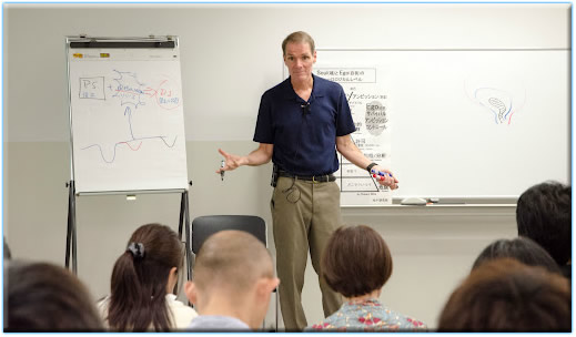NLP研究所-ディルツさんセミナー